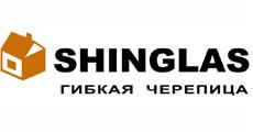 Логотип Shinglas (Шинглас)
